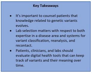 key takeaways_BRCA1 downgrade